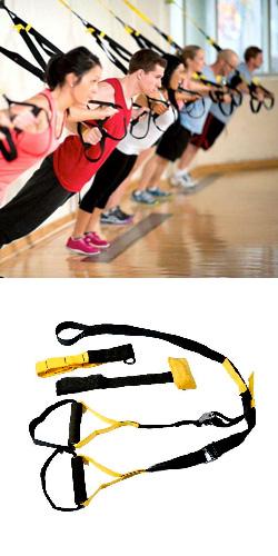 Подвесная система для тренировок