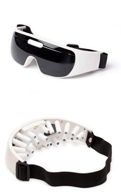Очки массажные с магнитами