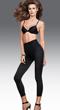 Женские моделирующие брюки с завышенной талией