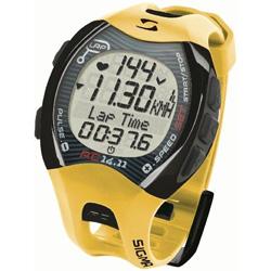 Наручный измеритель сердечного ритма Sigma Sport RС1411 Yellow