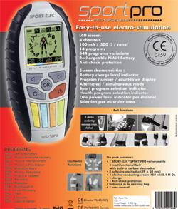 Миостимулятор Спорт-Элек SP-2