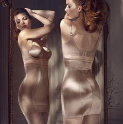 Женская моделирующая юбка