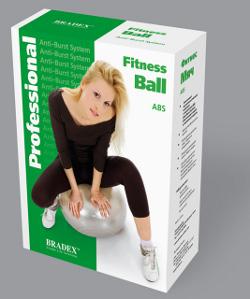 Фитбол размер 65 см Bradex