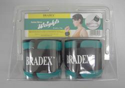 Спортивные утяжелители 0,5 кг Bradex