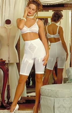 Корректирующие панталоны с завышенной талией R6205