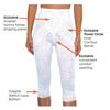 Утягивающие штаны-капри R6270x очень сильной коррекции