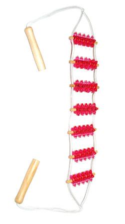 Роликовый массажер для спины YMW3010