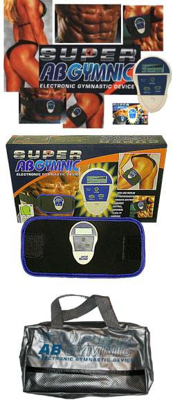 Электромиостимулятор для мышц живота Эй Би Джимник