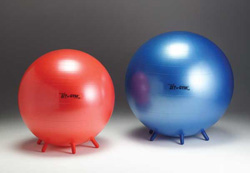 Мяч для фитнесса с ножками 55 см (Италия)