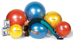Gymnic 55 см мяч для фитнесса